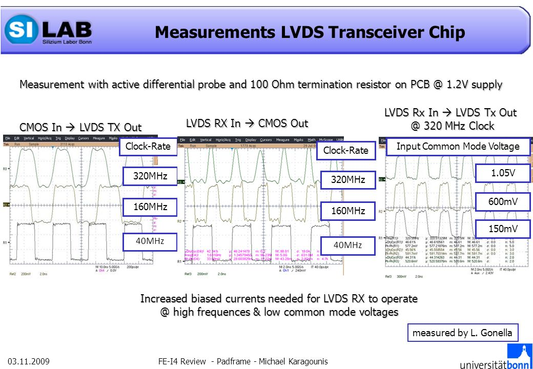 Ohmmeter Good Measurements And A High Low : Padframe michael karagounis ppt download