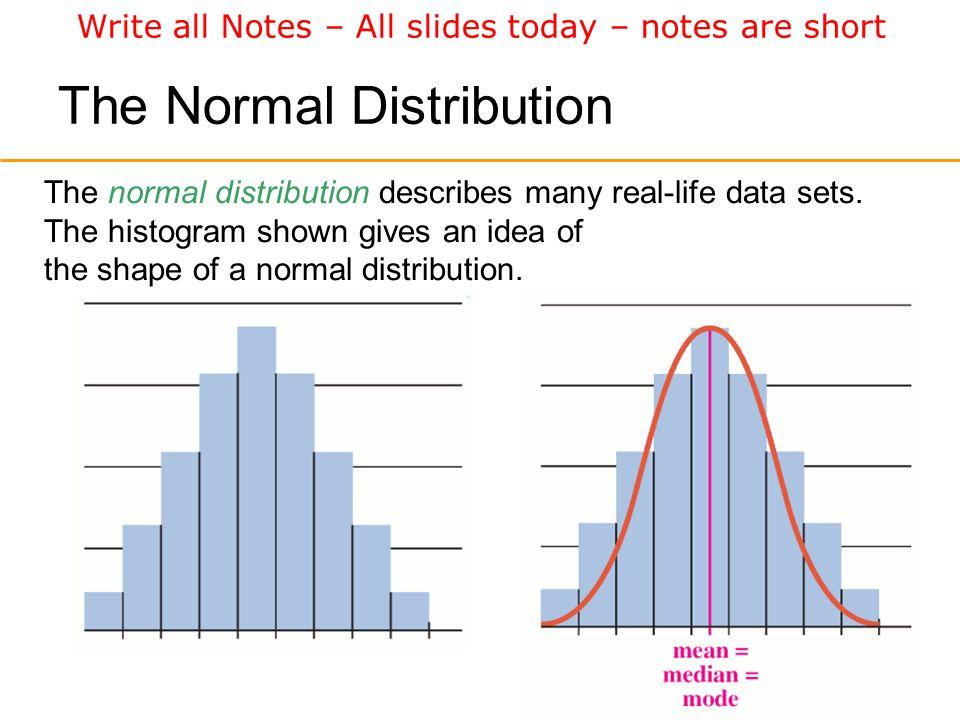dr  fowler afm unit 8-4 the normal distribution