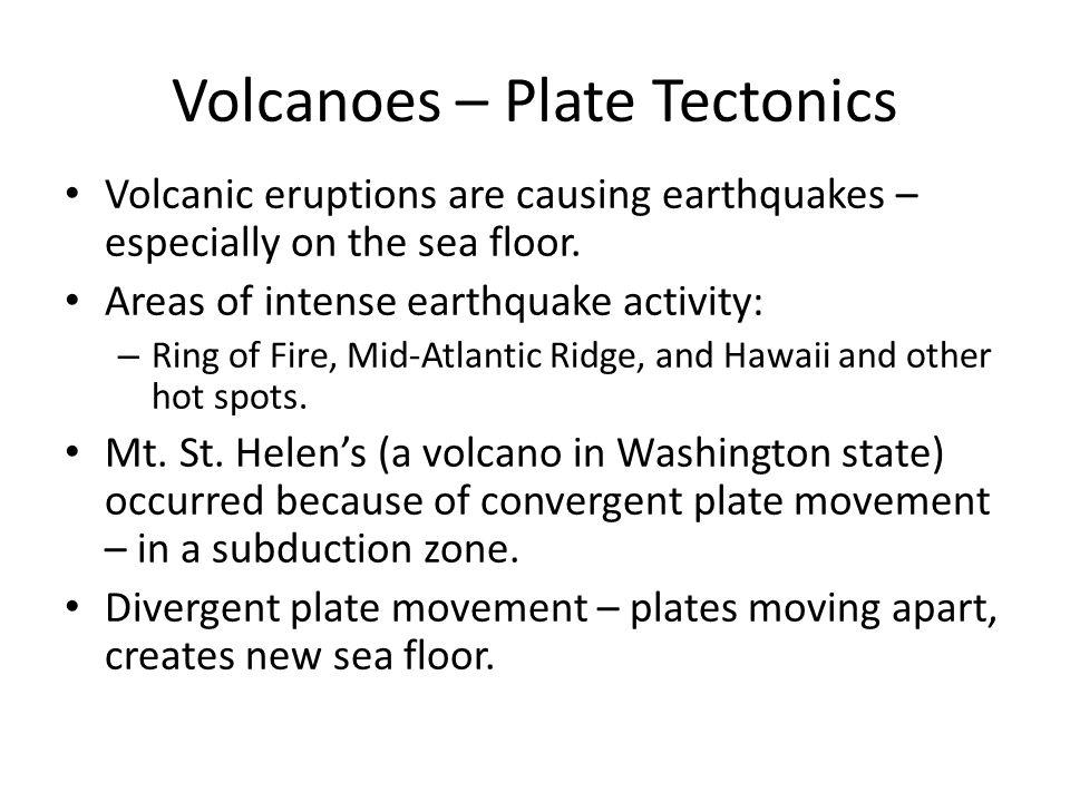 Volcanoes Ppt Download