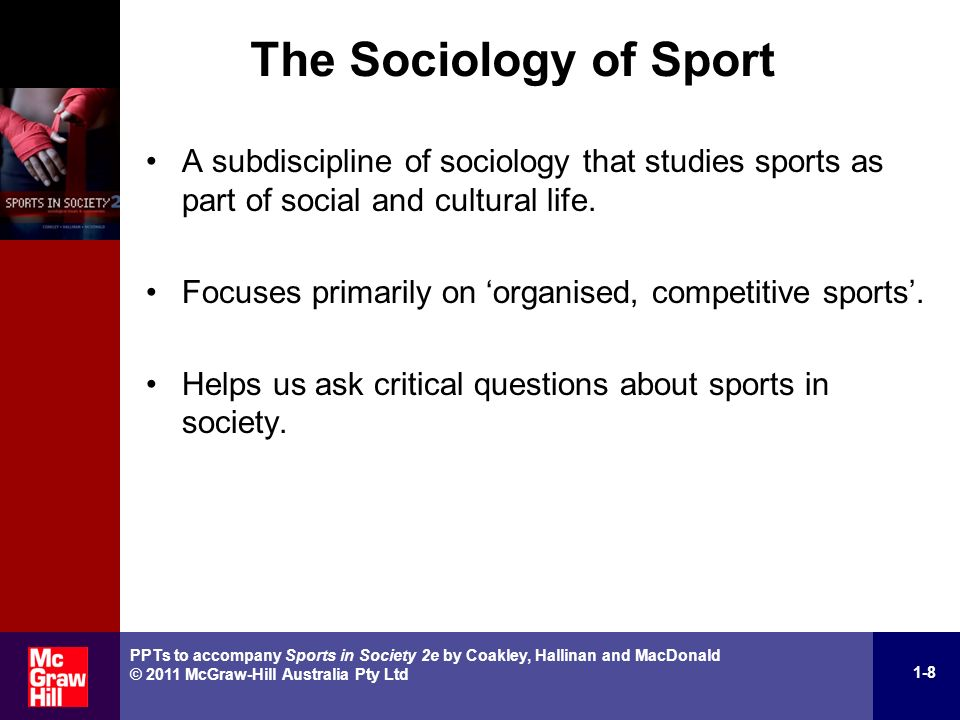 an analysis of the sport in australian society Sport in australian history melbourne: oxford uni-versity press,  sport in australian history addresses the global view-fact or fiction,  sport, and society.