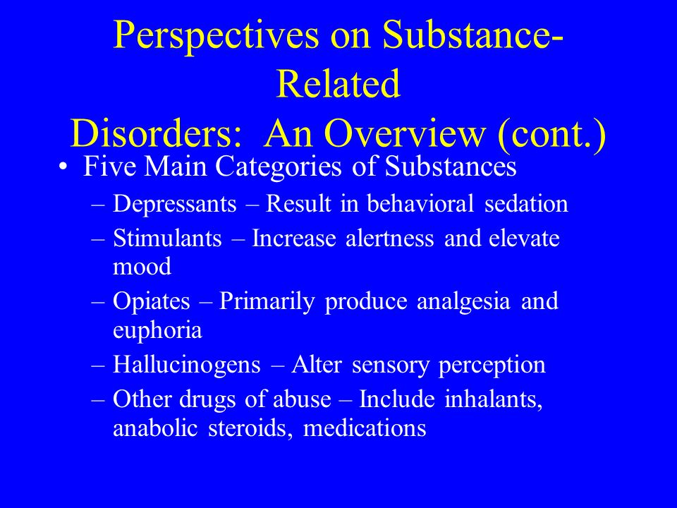 Perspectives+on+Substance-Related+Disord