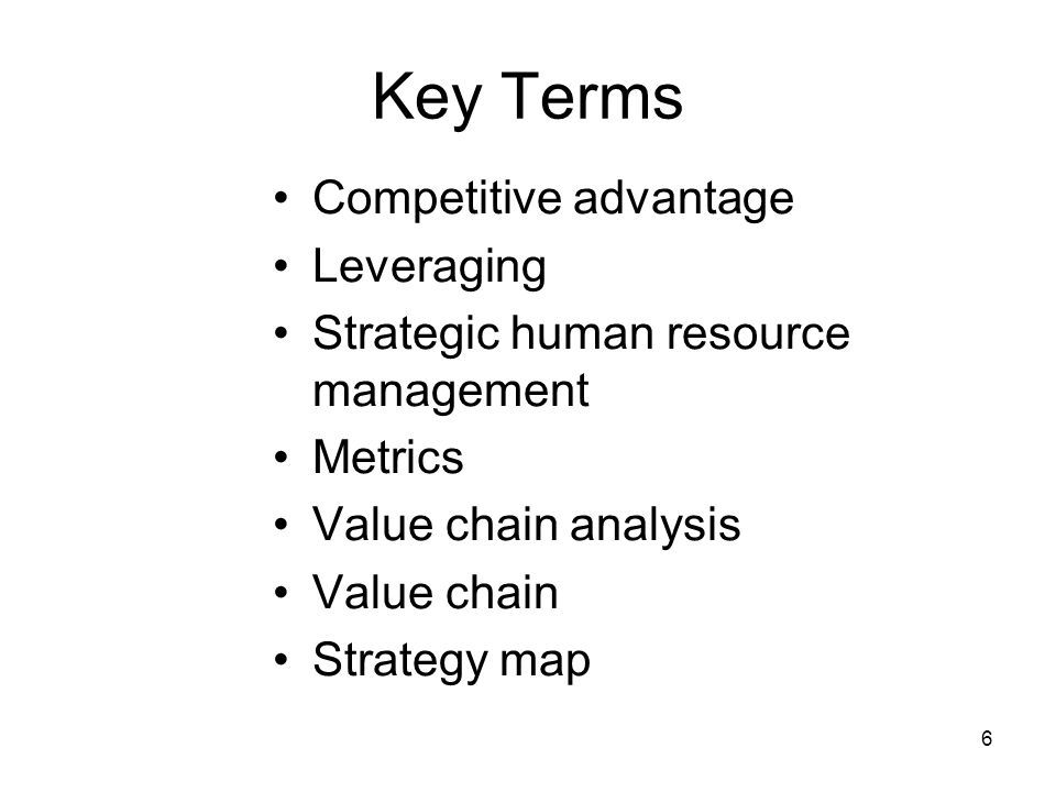 value chain key terms Value chains, value networks and supply chain these terms might sometimes have to be interpreted liberally as materials can go directly from supplier to.