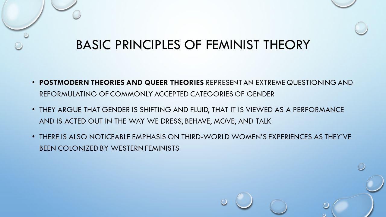 Feminism And Constructivism A Comparison  Essay Example Feminism And Constructivism A Comparison Essay Sample