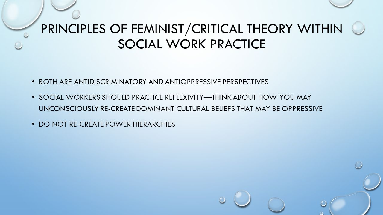 importance of critical thinking in social work It is my belief that in order for someone in the social work profession to serve the importance of critical thinking and ethical decision making on.