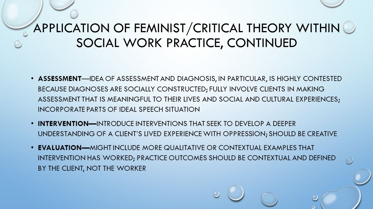 theory generated from social work practice Social work: from theory to practice uses an integrated approach to explore a variety of social theories through social work's unique interpretative lens.