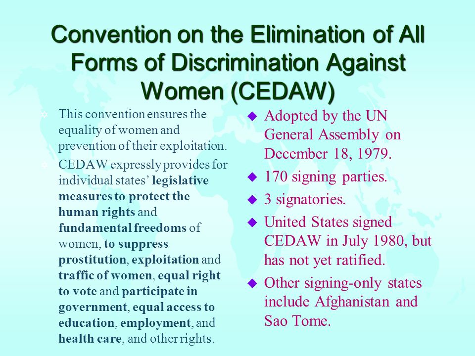 equality of women in the united Gender inequality in the united states has been diminishing throughout its history and significant advancements towards equality have been made beginning mostly in the early 1900s however, despite this progress, gender inequality in the united states continues to persist in many forms, including the disparity in.