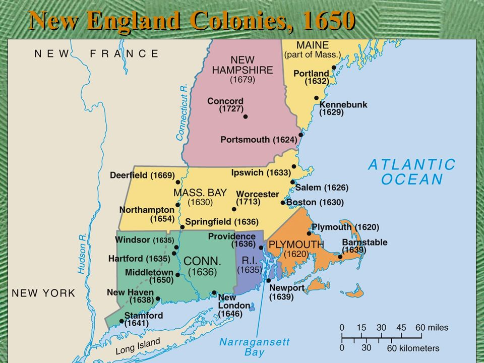 the motives of the new england colonies for moving to north america Learn about the people and motives that led to the the last of the new england colonies to be formed was new go to settling north america (1497.