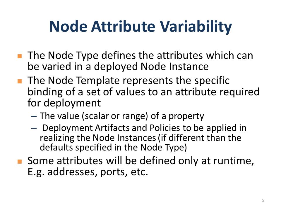 how to set a value to a node
