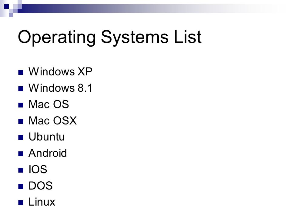 operating systems intro Operating systems exams questions with answers - learning operating system concepts in simple and easy steps : a beginner's tutorial containing complete knowledge about an operating system starting from its definition, functions, conceptual view, program execution, program execution, communication, error handling, user.