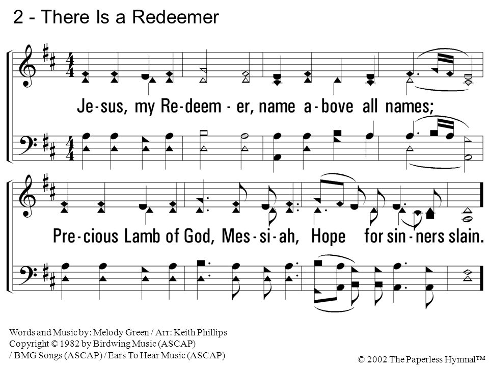 jesus name above all names sheet music pdf
