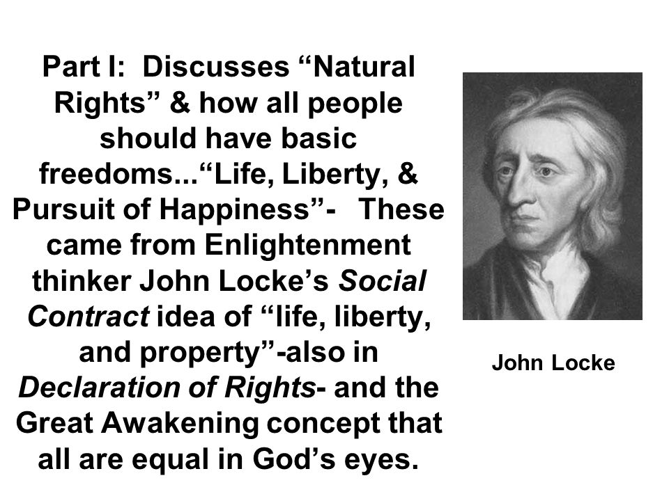 in the eyes of john locke John locke is an english philosopher best known for his idea of  we are certain  that it exists in front of our eyes and not in another place.
