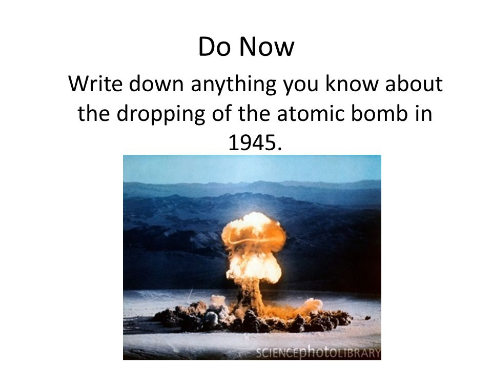 decision to drop the atomic bomb essay