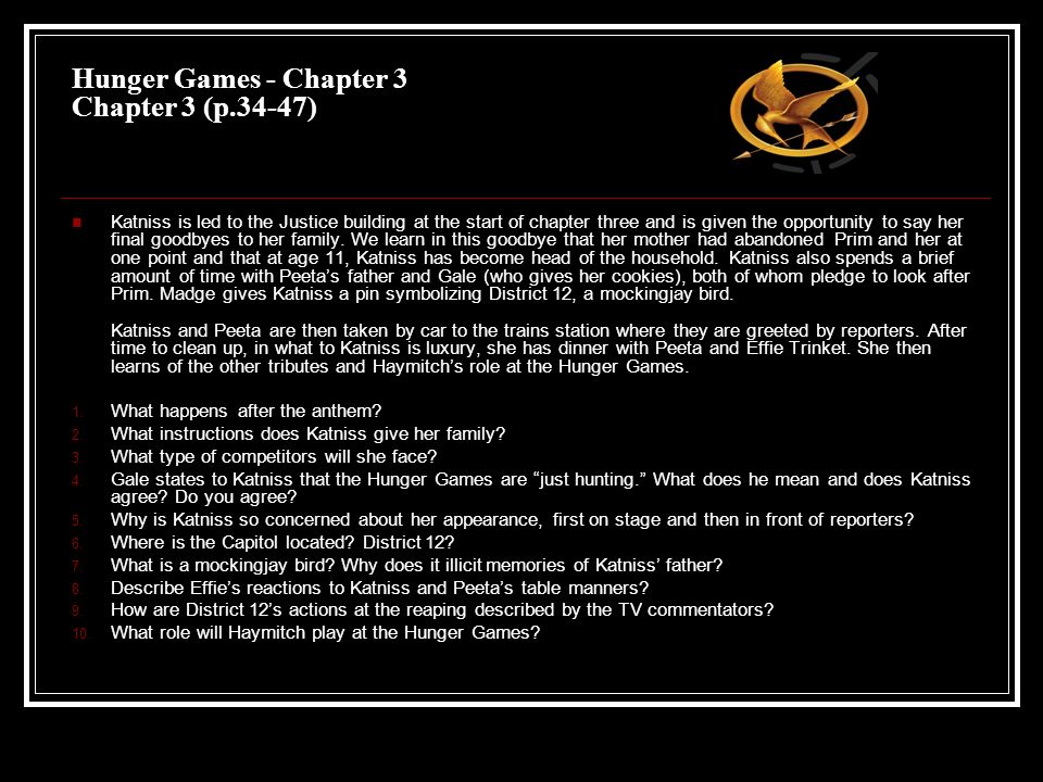 hunger games chapter 3 pdf