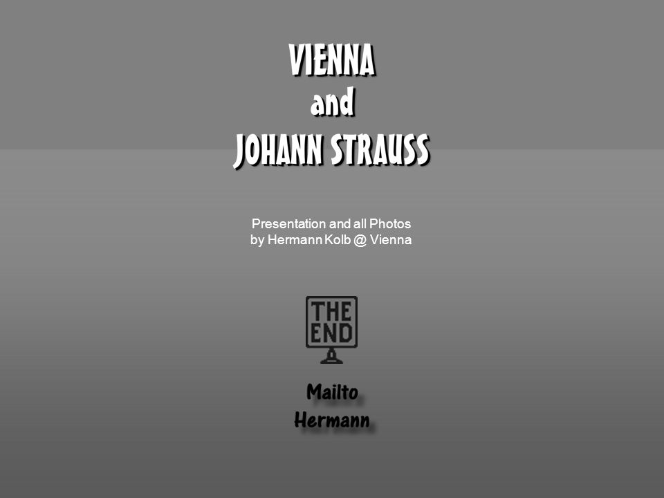 Presentation and all Photos by Hermann Kolb @ Vienna