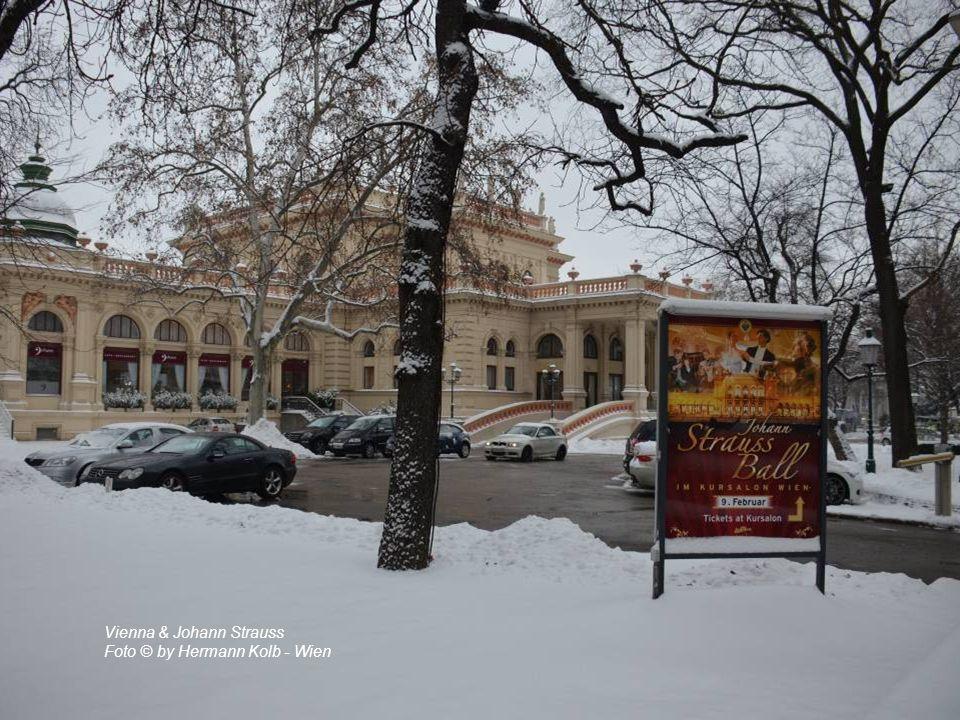 Vienna & Johann Strauss