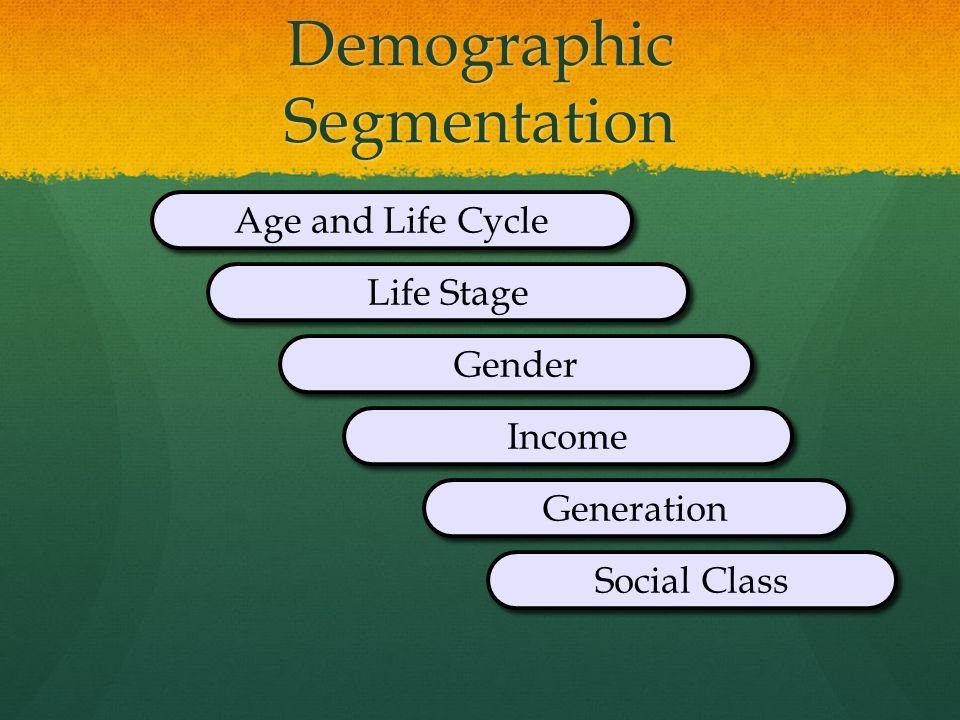 role of segmentation in business life Maintain linkage between strategic workforce planning and business role segmentation future possibilities to life strategic workforce planning v2.