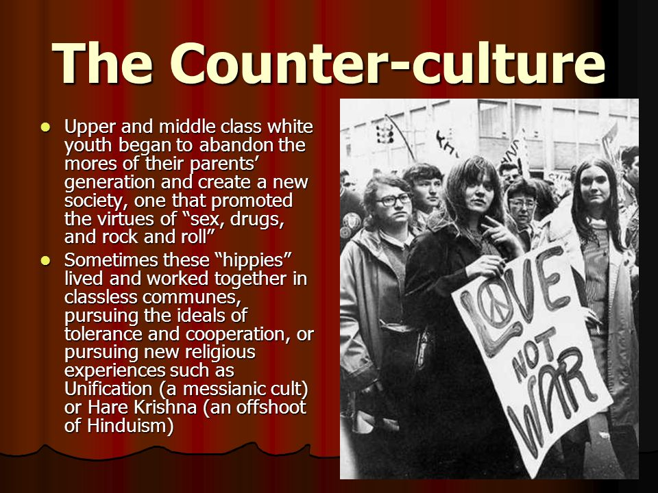 The Counter-culture