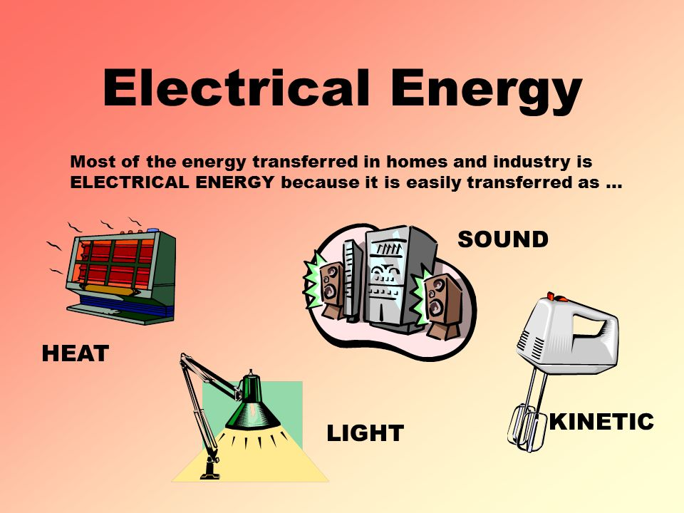 Types Of Energy Ppt Video Online Download