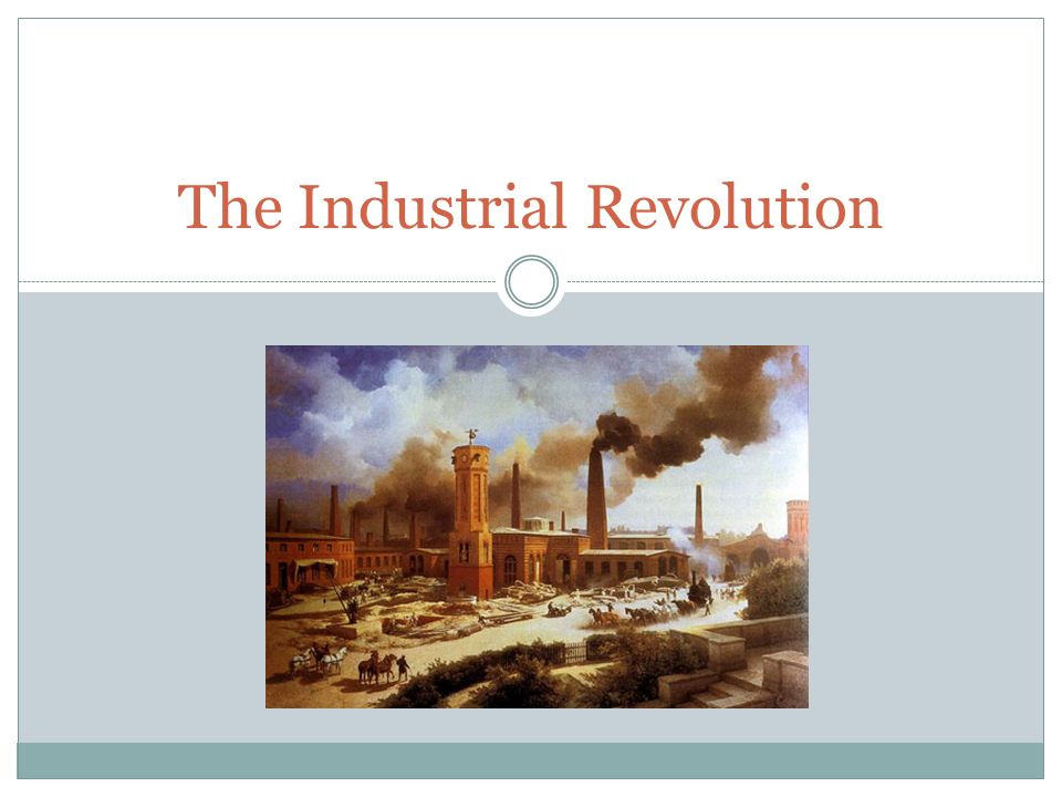 the importance of changes and continuation to the pre industrial society Pre-industrial society refers to social attributes and forms of political and cultural organization that were prevalent before the advent of the industrial revolution, which occurred from 1750 to 1850 pre-industrial is a time before there were machines and tools to help perform tasks en masse.