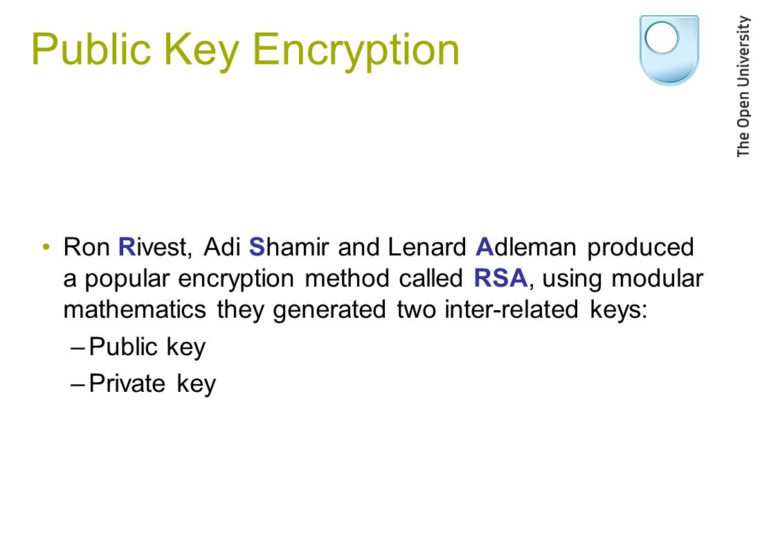 Public key cryptography math help