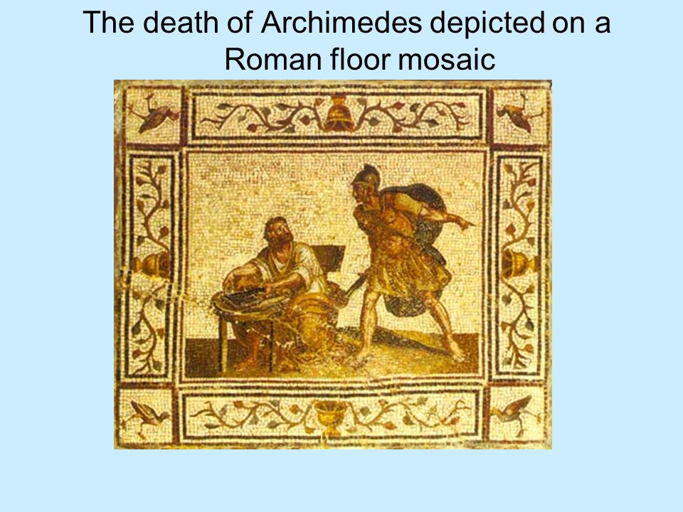 The History of the Archimedes Manuscript