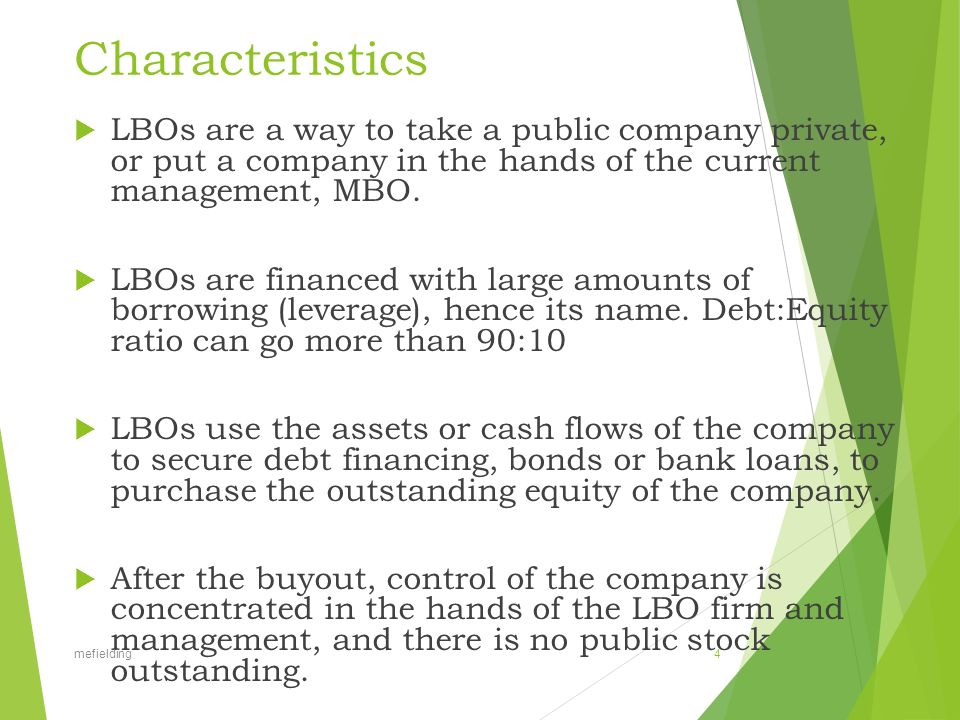 the characteristics of a public company In the past few years internet-based investment banks have emerged that provide companies with another sales channel for selling their stock through initial public offerings (ipos) in this study we address two research issues related to these new intermediaries first, what are the characteristics of firms that.