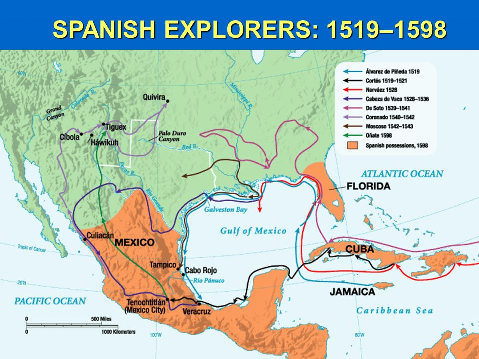 Ch 19 Age Of Exploration Slides: Chapter 5 Notes European Explorers.