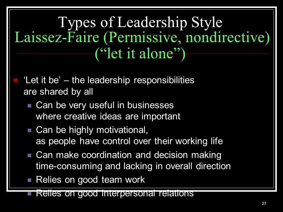 Keys to Effective Leadership and Management - ppt download