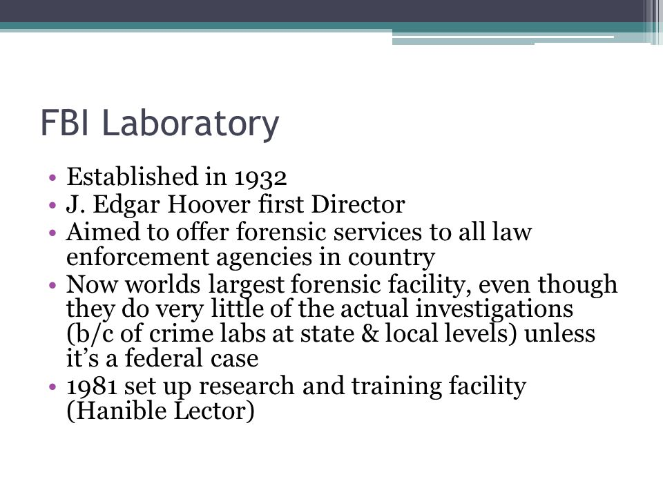 Chapter 1 Definition and scope of Forensic Science - ppt video online download