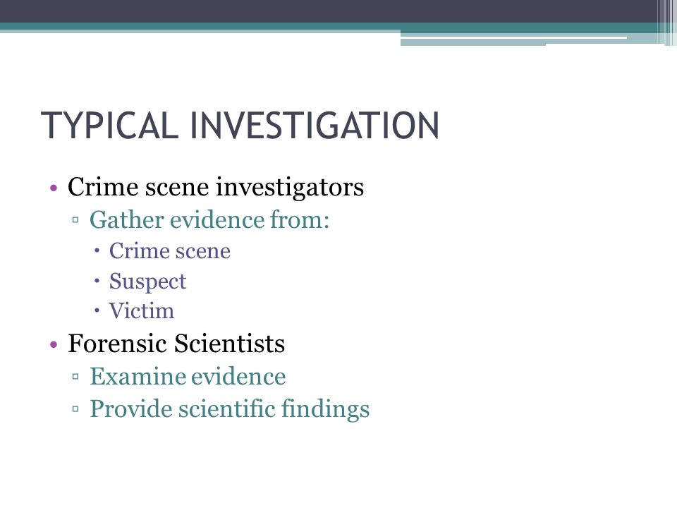 chapter 1 definition and scope of forensic science ppt