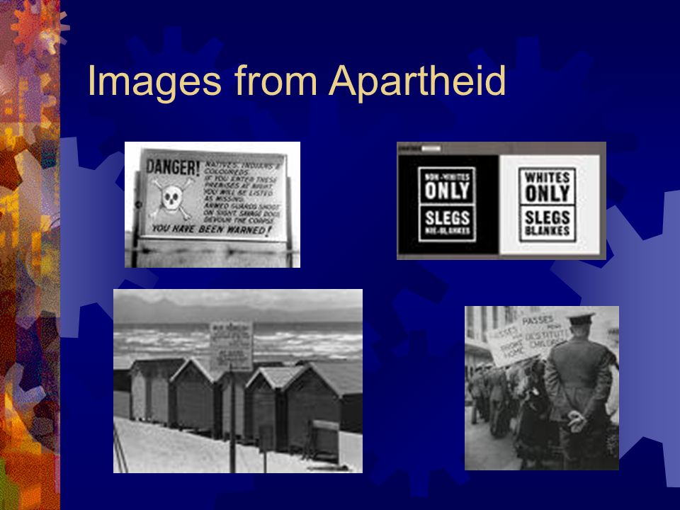 Images from Apartheid