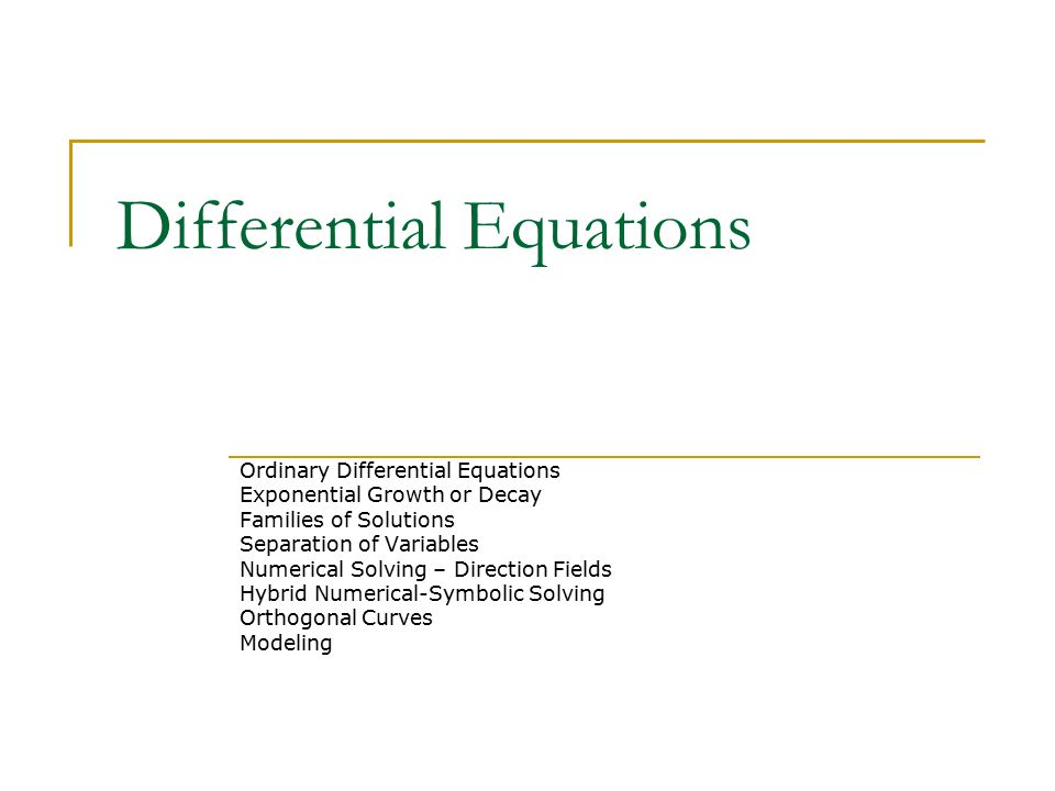 how to draw direction fields differential equations