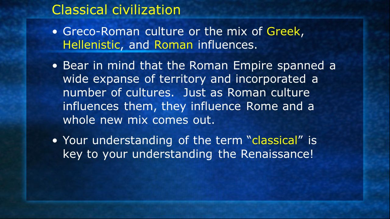 western civilization review for rome exam Hist 101 the evolution of western ideas and institutions to the 17th the enduring role and importance of rome in western civilization 2 review for final exam.