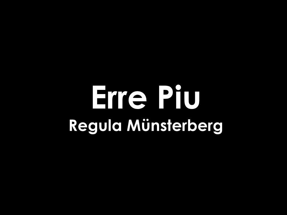 Erre Piu Regula Münsterberg