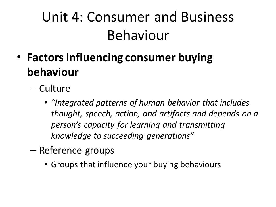 business behavior module 4 Module 4 triggers and causes of distressed behaviour here are some  examples of some of the common causes of  contributing to the family business  and.