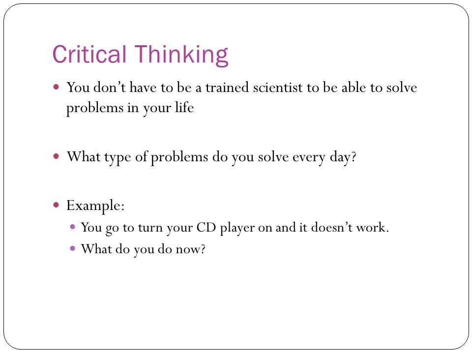 critical thinking assessment practice test The watson glaser critical verbal reasoning tests is a critical reasoning test  practice questions for example, assessment  critical thinking skills.