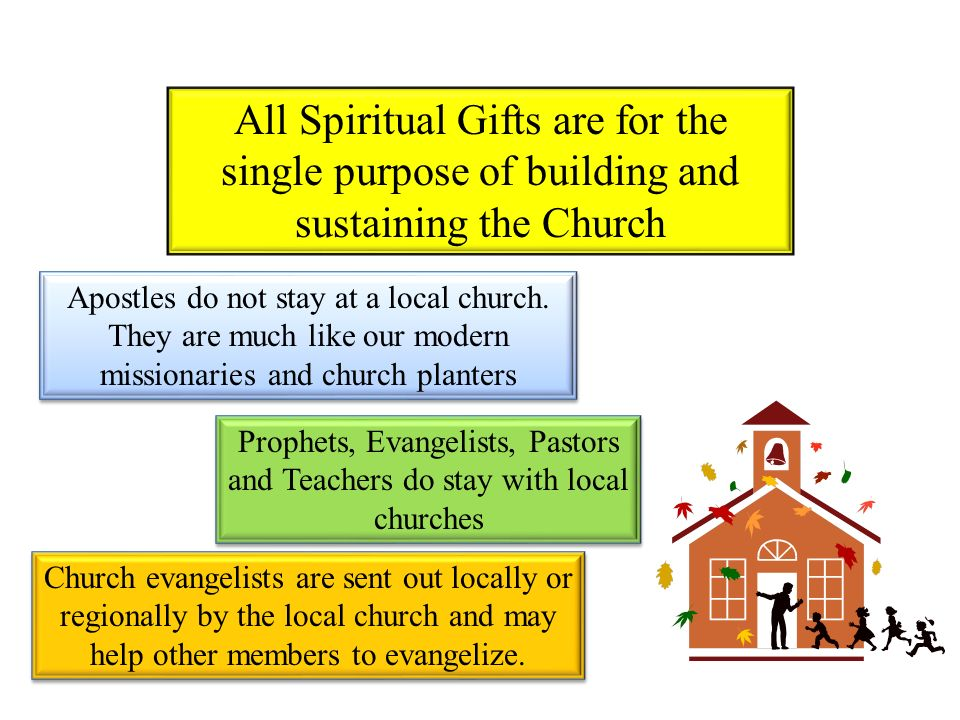 The Purpose of Spiritual Gifts - Benefits & Effects
