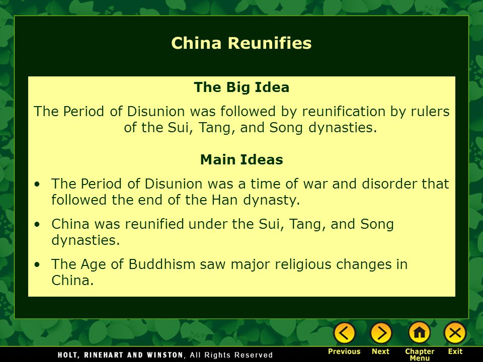 the history and influence of the song and tang dynasties in china Global regents review packet 7 china's influence on korea and japan • during the tang and song dynasties, china traded extensively with other nations and regions across overland trade routes (the silk road.