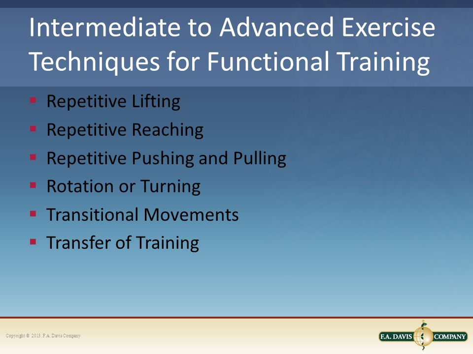 advances in functional training pdf download