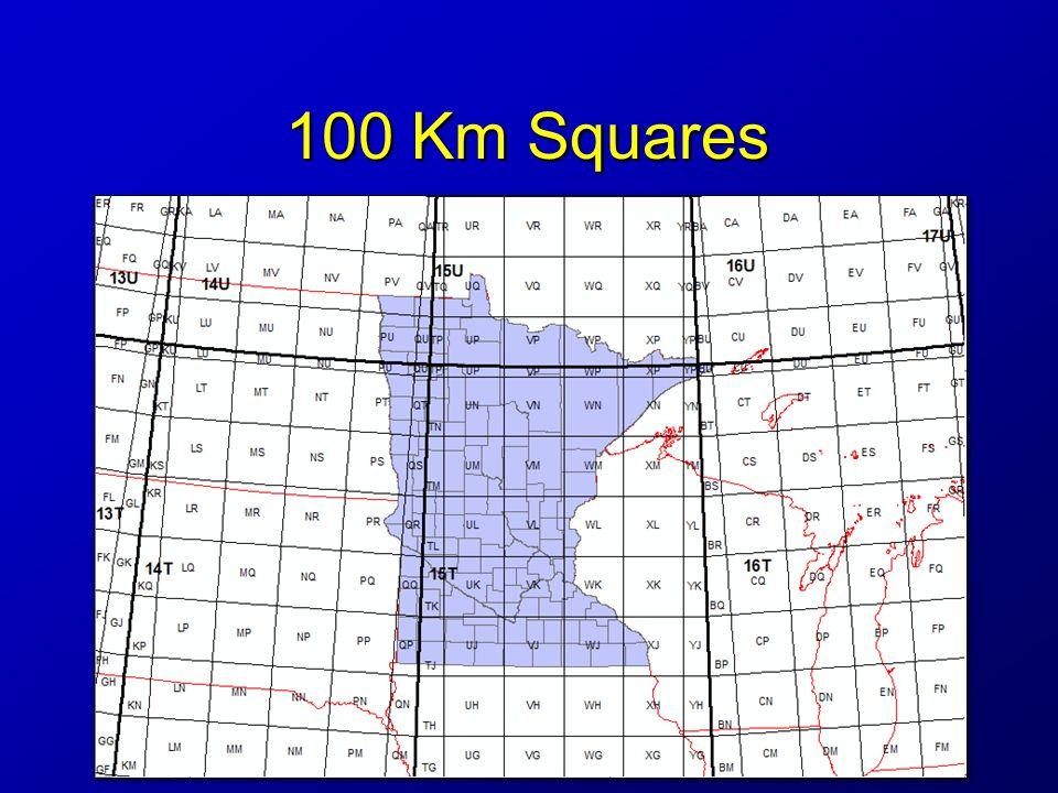 4 100 Km Squares