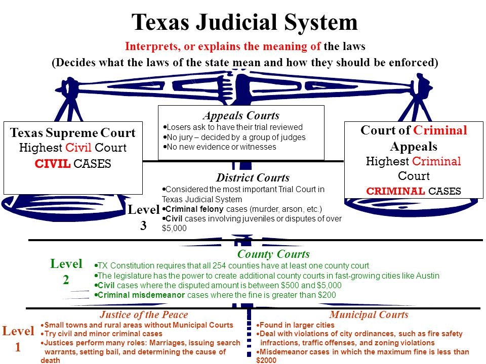 How the Criminal Justice System Works – Courts & Procedures