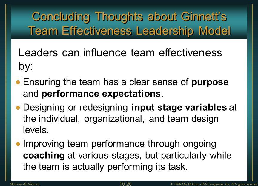 eadership effectivenes in global virtual teams pdf
