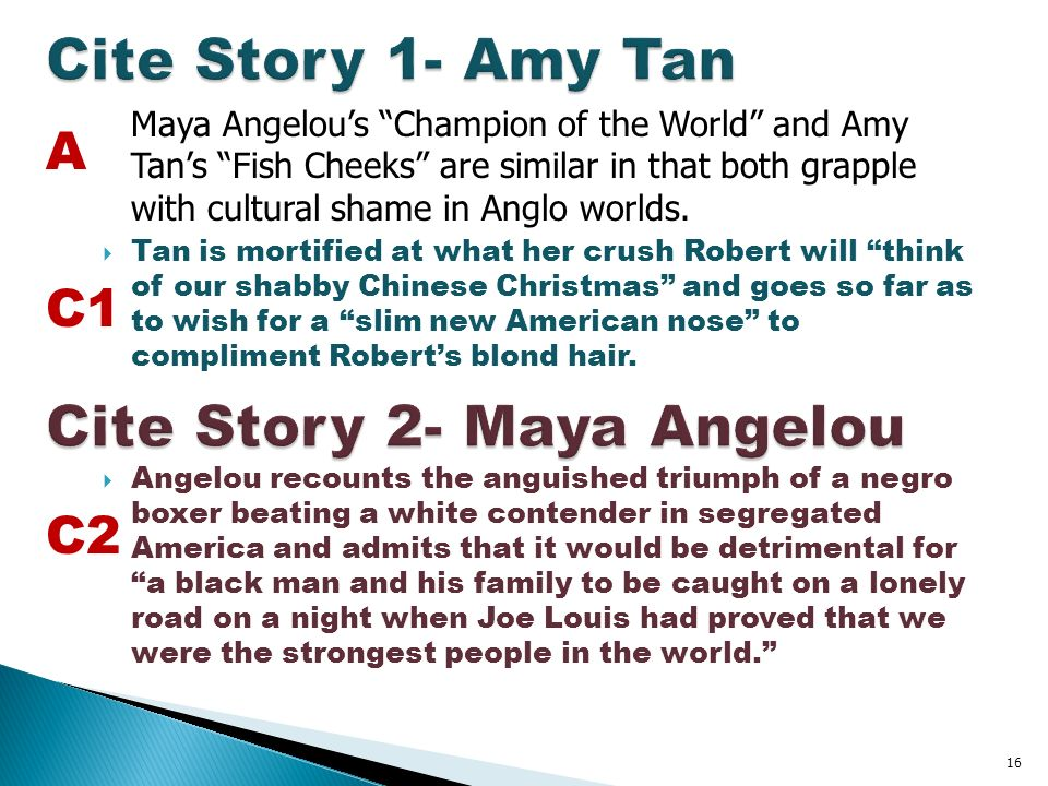 fish cheeks language questions Fish cheeks amy tan i fell in love with  amy, your favorite, he said, offering  me the tender fish cheek i wanted to  questions on language 1 the simile.