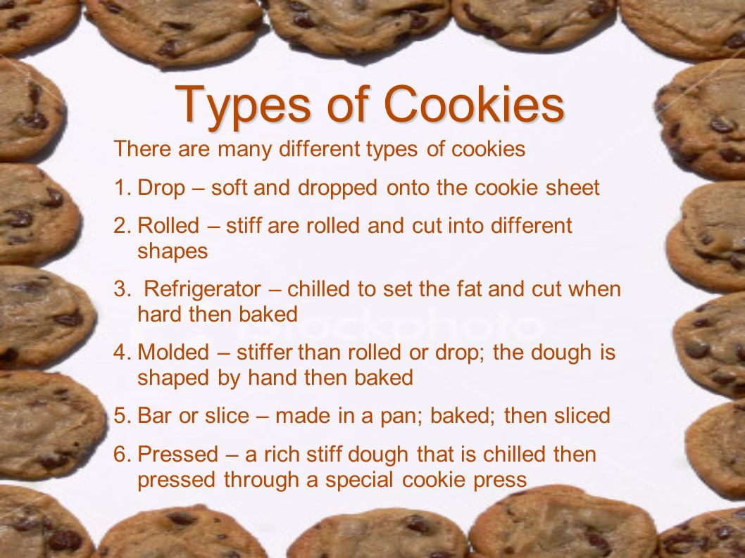 cookies and cakes   ppt download