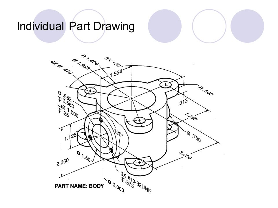 introduction to engineering reading working drawings