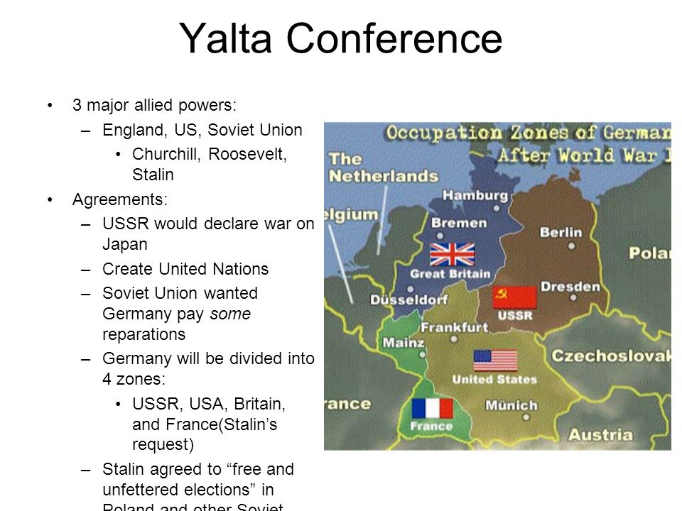Yalta Conference Agreements Image Collections Agreement Letter Format