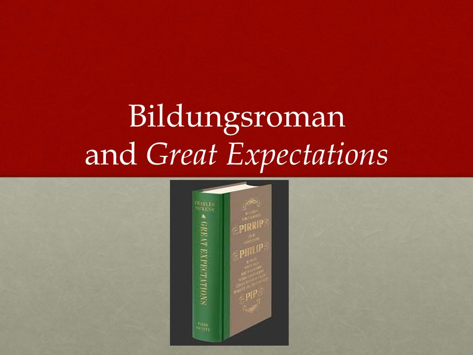 literary elements in great expectations