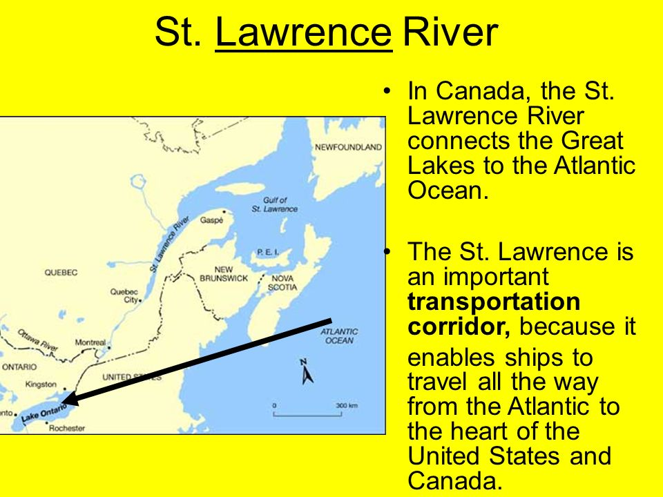 the development of the st lawrence sea way Before the st lawrence seaway opened, a type of ship, long familiar on the st lawrence river and in the great lakes was known as the canaller and was the result of the difficult geographical features of the st lawrence river and the limitations of the canals built to overcome these difficulties.