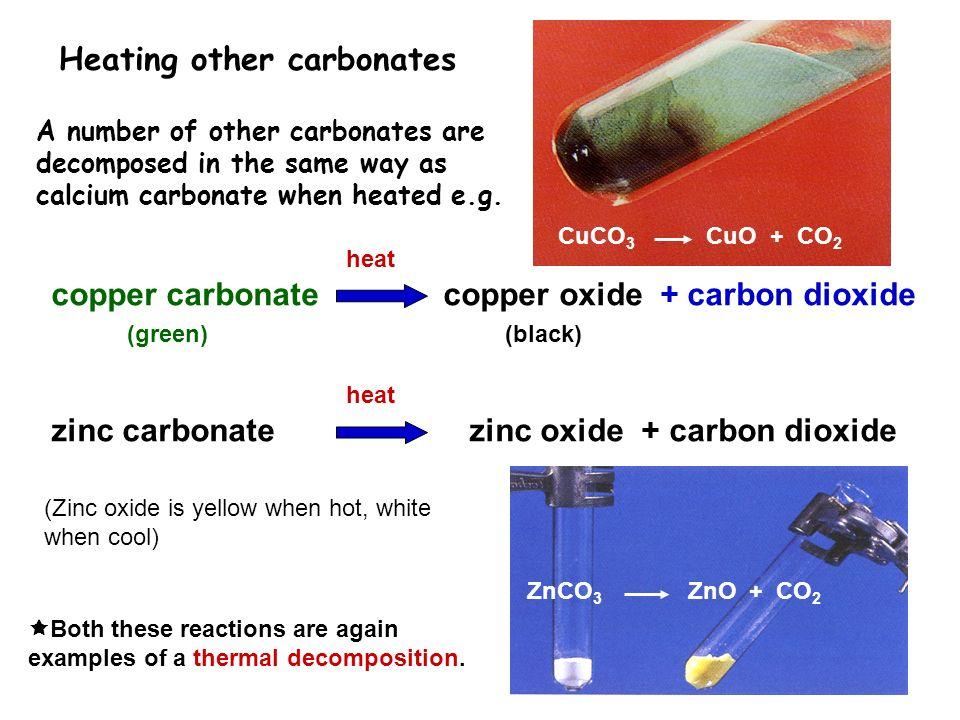 Calcium Carbonate Uses In Everyday Life