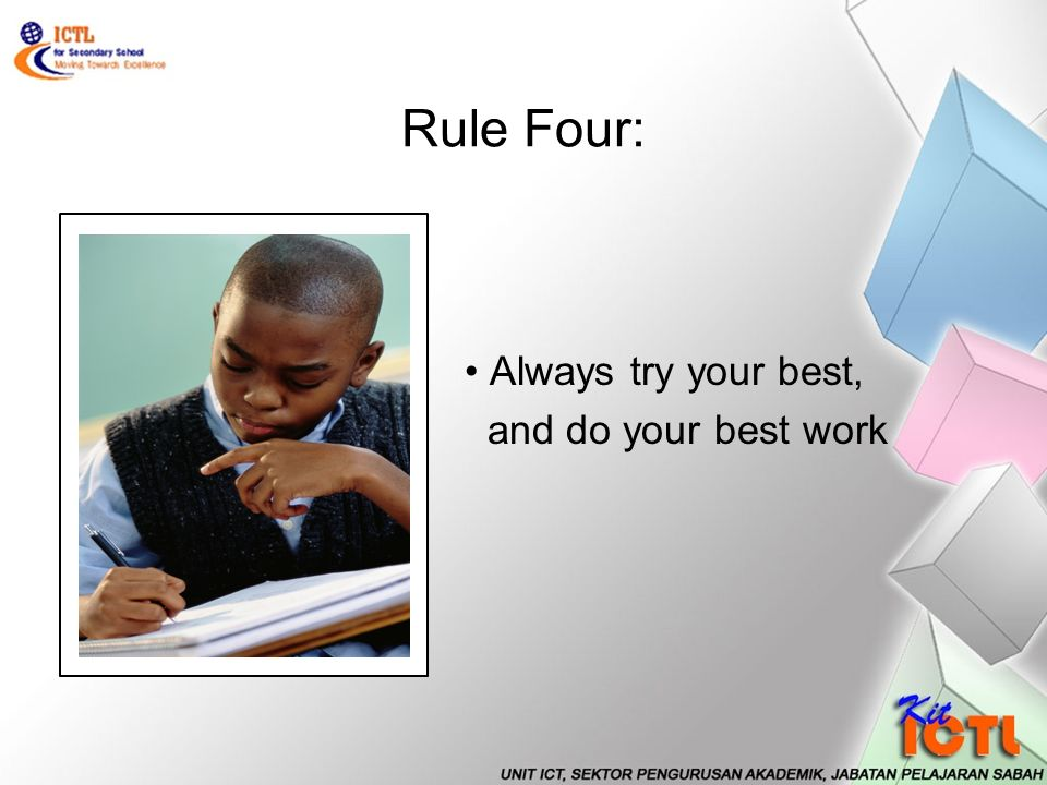 Lesson 01: Computer Lab Regulations Lab Organisation - ppt ...